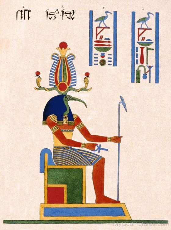 Thoth-Egyptian-God-yb521